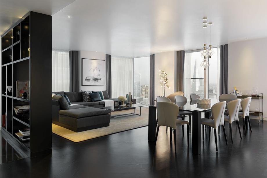 Milan Apartment The Heron London